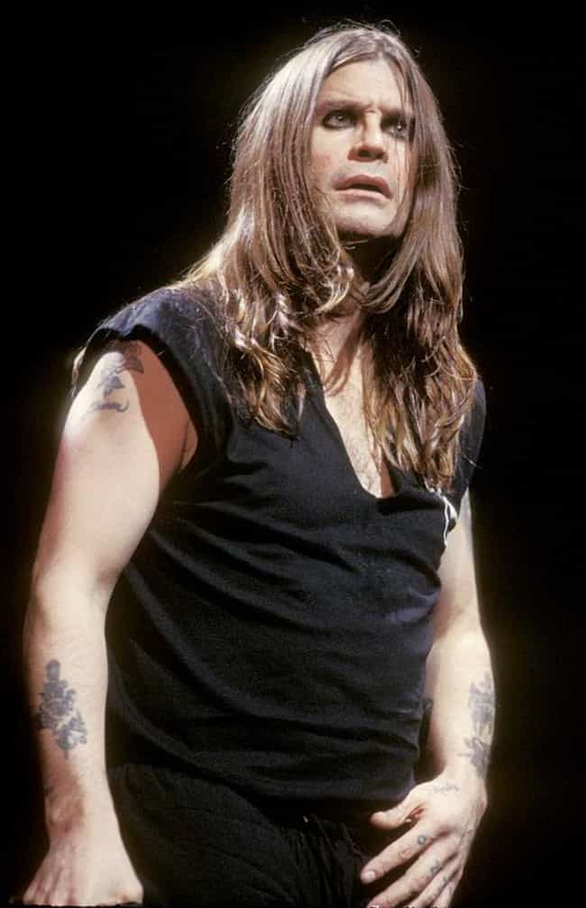 Dagger is listed (or ranked) 4 on the list Ozzy Osbourne Tattoos