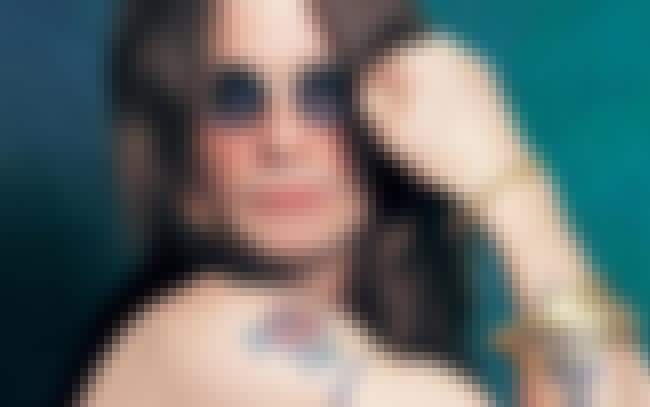 Sharon is listed (or ranked) 4 on the list Ozzy Osbourne Tattoos