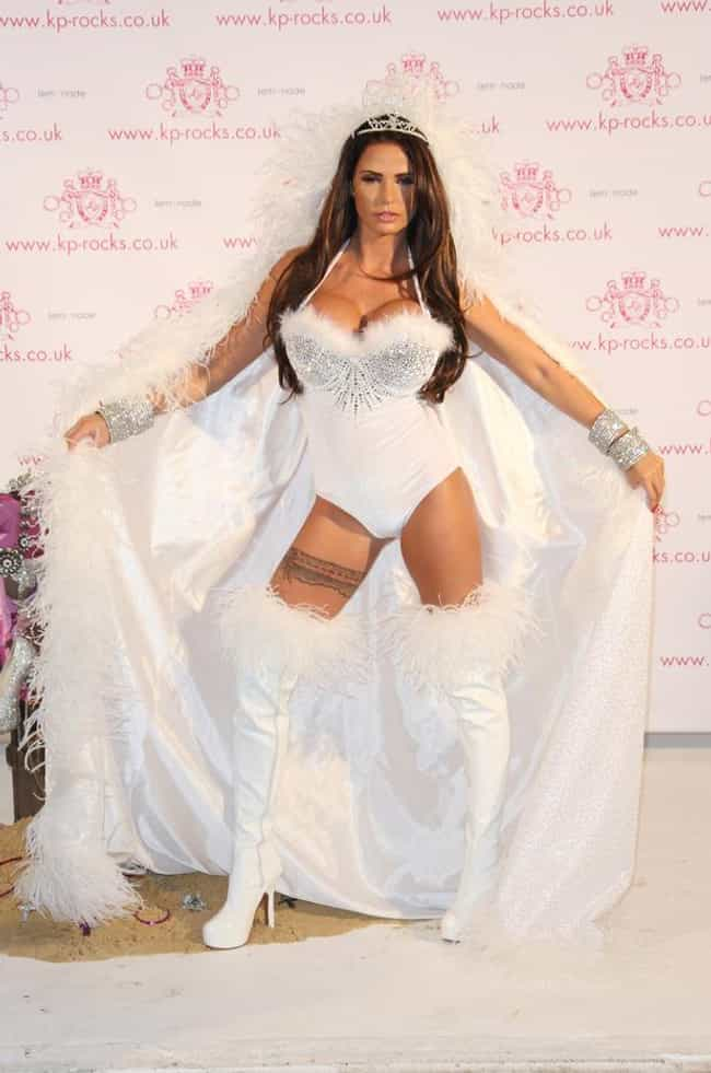 Garter is listed (or ranked) 4 on the list Katie Price Tattoos