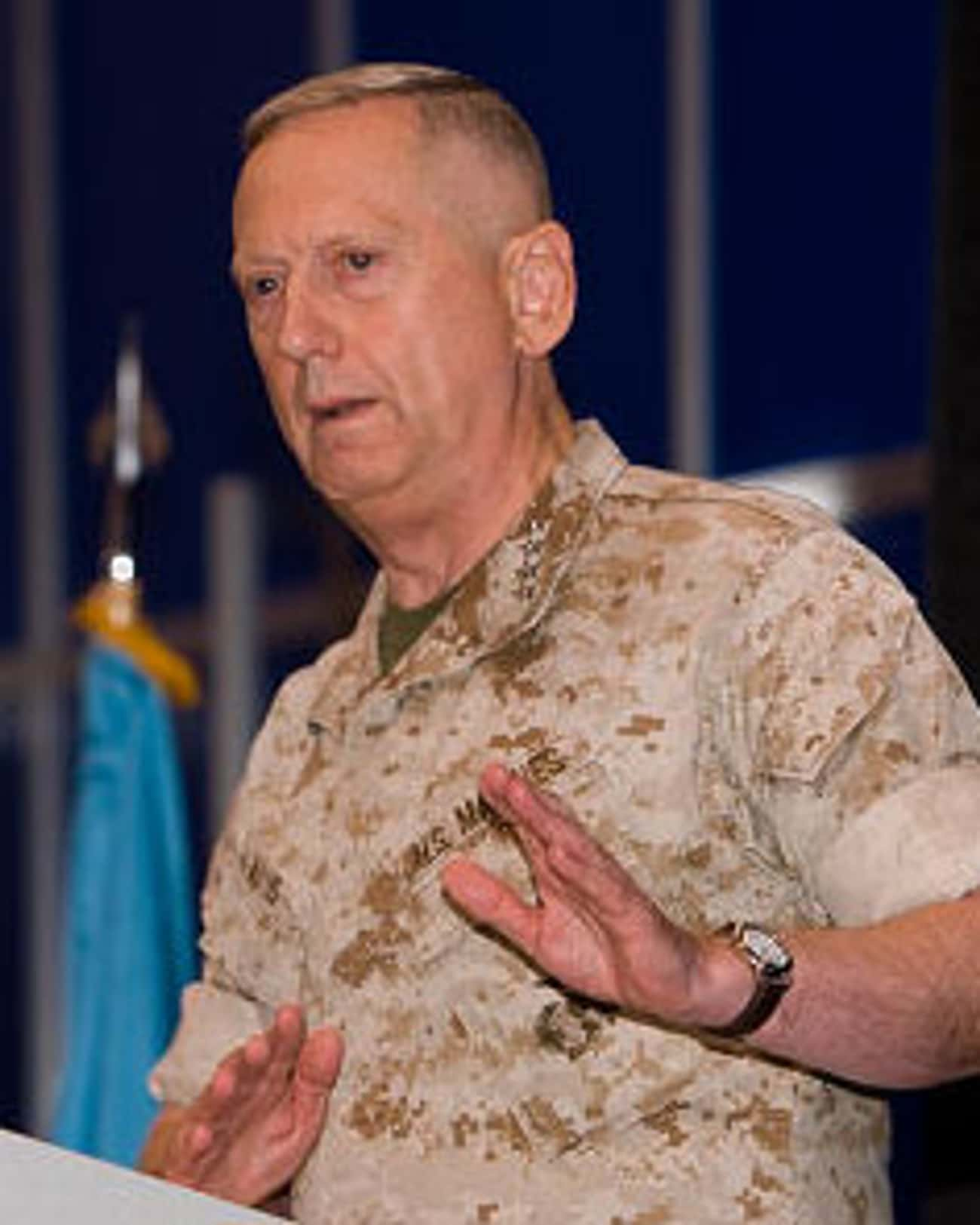 To Defense News is listed (or ranked) 3 on the list The Very Best Quotes From Gen. James N. Mattis (USMC, Ret.)