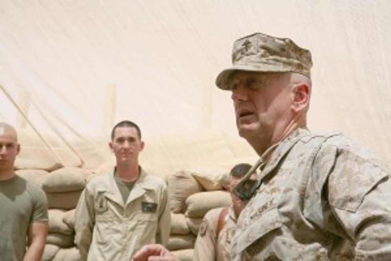 To CNN is listed (or ranked) 2 on the list The Very Best Quotes From Gen. James N. Mattis (USMC, Ret.)