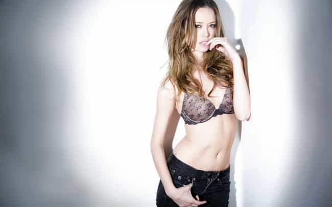Click Here for This Summer Gla... is listed (or ranked) 1 on the list The 38 Hottest Summer Glau Pictures of All Time
