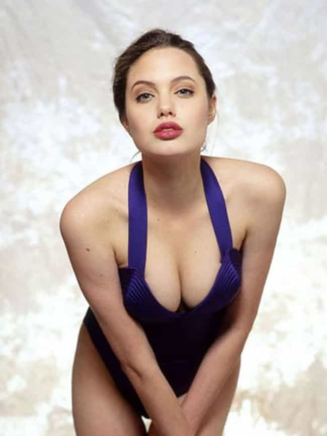 Angelina Jolie In  Is Listed Or Ranked