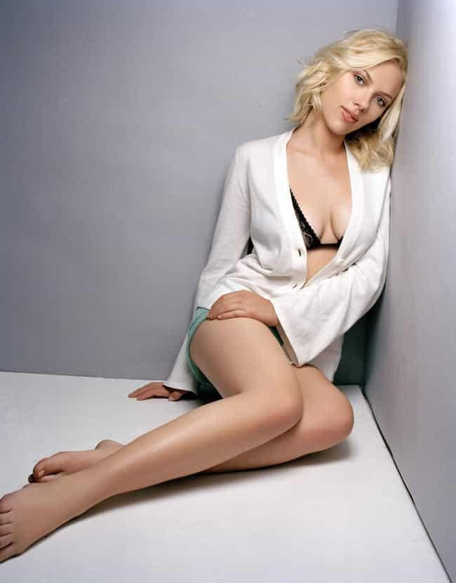 Scarlett Johansson Wants to Kn... is listed (or ranked) 2 on
