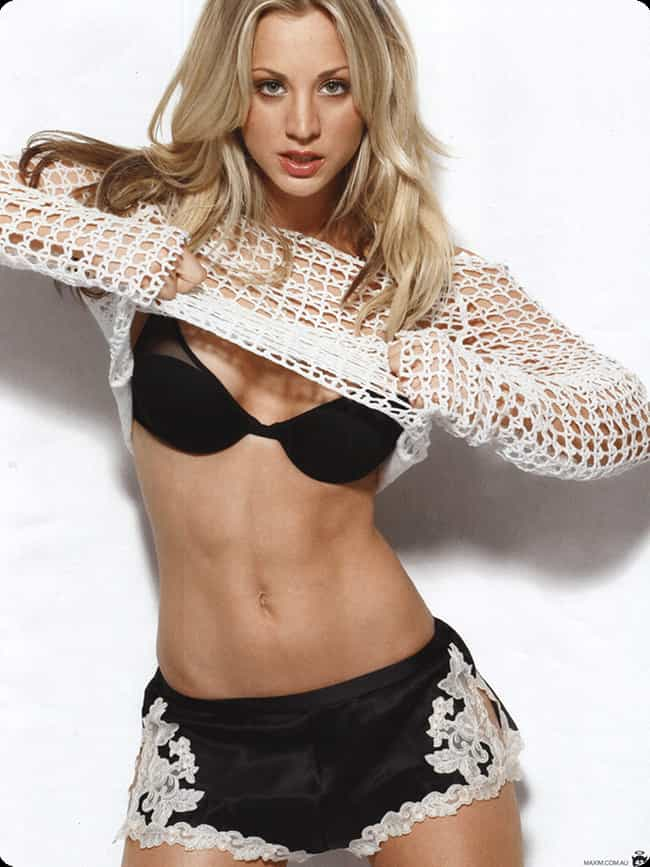 c0a56c62e1f Kaley Cuoco Doesn t Like Itchy... is listed (or ranked)