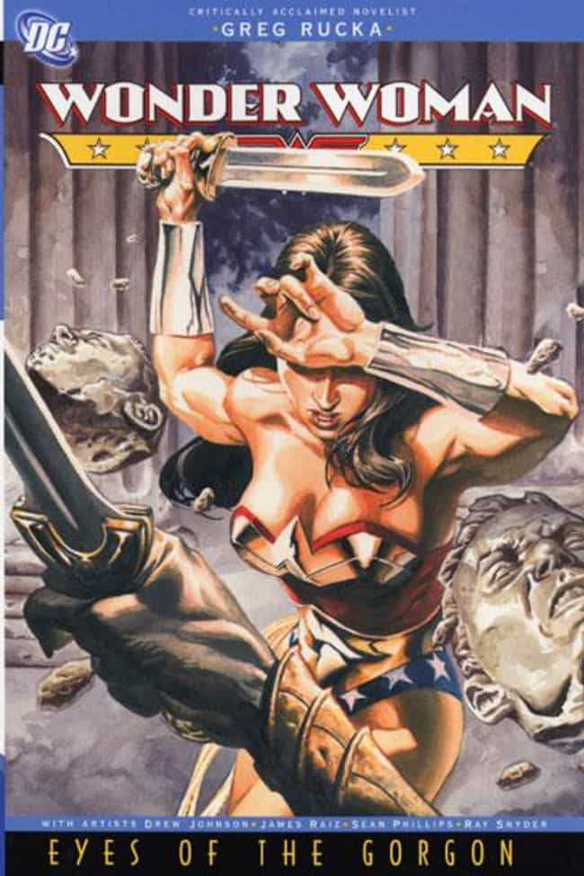 Wonder Woman: Eyes of th... is listed (or ranked) 3 on the list The Greatest Wonder Woman Stories Ever Told