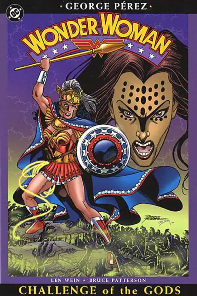 Wonder Woman: Challenge ... is listed (or ranked) 4 on the list The Greatest Wonder Woman Stories Ever Told