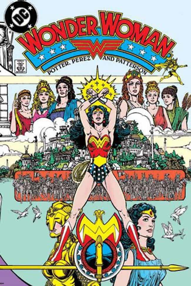 Wonder Woman: Gods and M... is listed (or ranked) 1 on the list The Greatest Wonder Woman Stories Ever Told