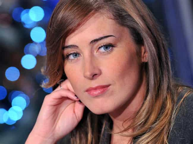 Maria Elena Boschi is listed (or ranked) 1 on the list 30 Most Beautiful Italian Political Women