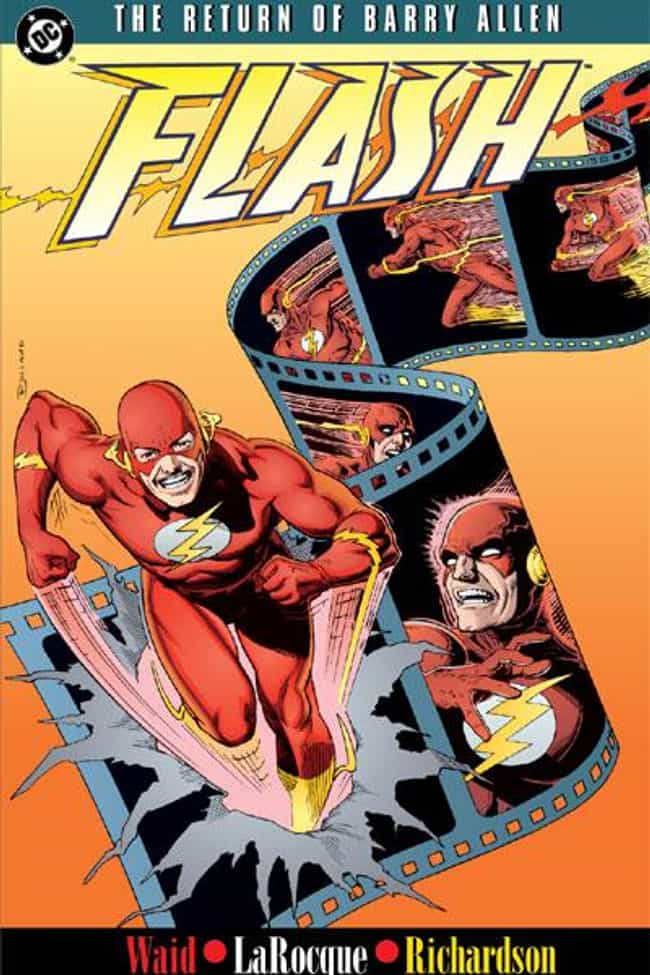 The Flash: The Return of... is listed (or ranked) 2 on the list The Greatest Flash Stories Ever Told