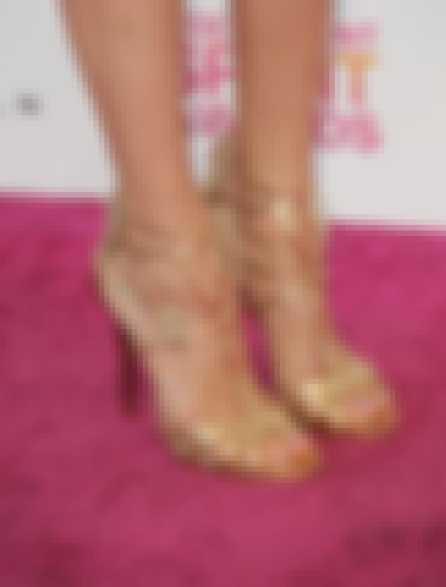 Nina Dobrev Close Up Feet Toge... is listed (or ranked) 4 on the list Nina Dobrev Feet Pics