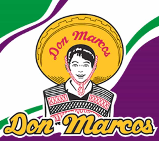 Don Marcos Tortillas is listed (or ranked) 4 on the list The Top Tortilla Brands In The United States