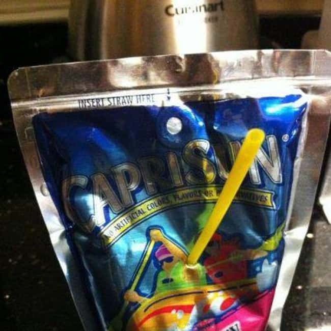 This Juice Sack is listed (or ranked) 39 on the list Infuriating Images That Will Trigger You