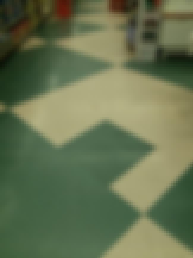 This Floor is listed (or ranked) 1 on the list 59 Infuriating Images That Will Trigger You