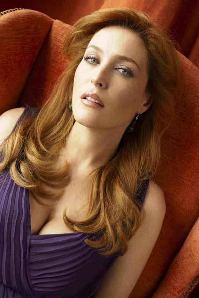 The 25 Hottest Gillian Anderson Photos Ever, Ranked-2246