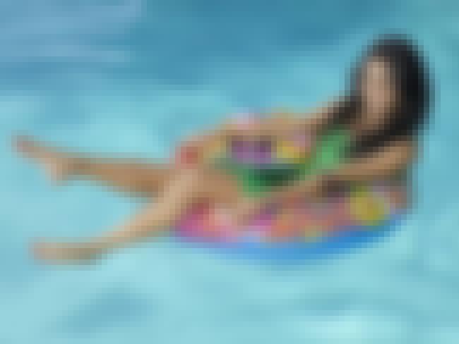 Vanessa Hudgens Floating On Li... is listed (or ranked) 2 on the list Vanessa Hudgens Feet Pics