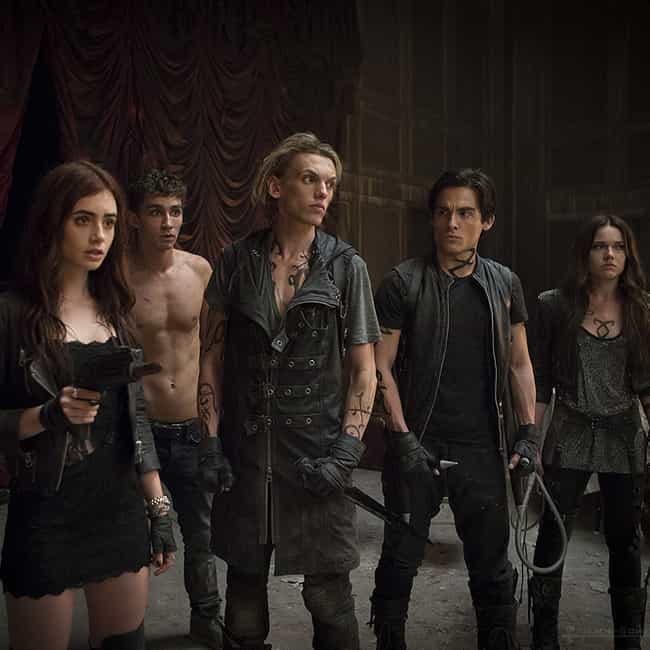 She's Different is listed (or ranked) 4 on the list The Mortal Instruments: City of Bones Movie Quotes