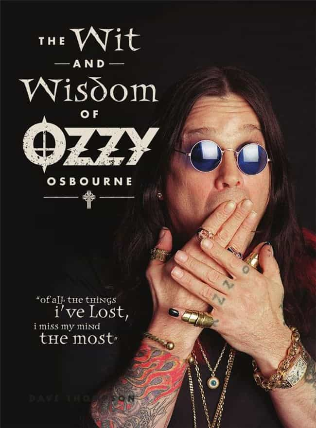 Flames is listed (or ranked) 3 on the list Ozzy Osbourne Tattoos