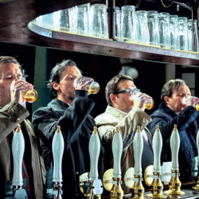 Five of Those Please is listed (or ranked) 1 on the list The World's End Movie Quotes