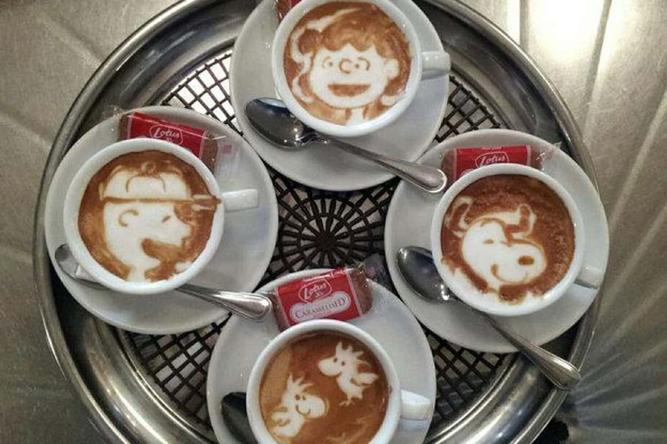 The Peanuts Gang (ByKazuki Yamamoto)