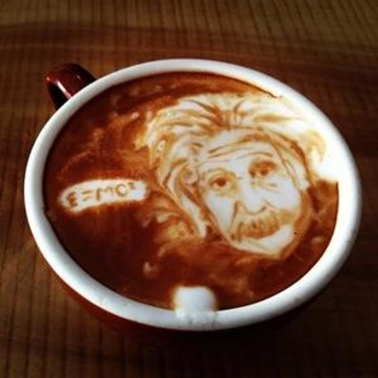 An Awesome Einstein