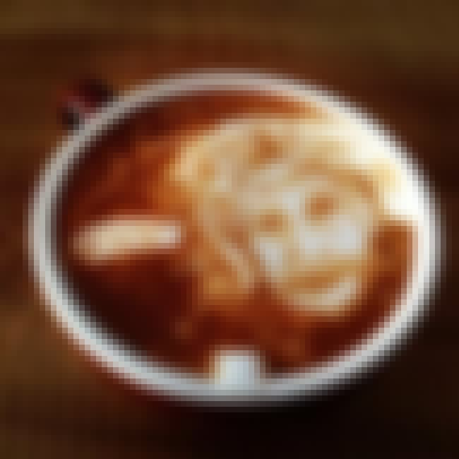 Another Awesome Einstein is listed (or ranked) 3 on the list 51 Works of Latte Art You'll Never Want to Drink Away
