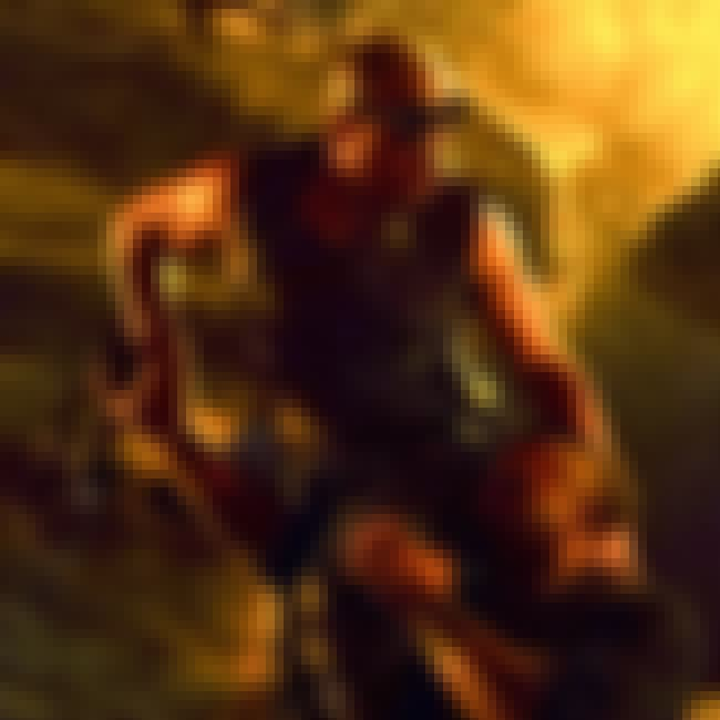 I'm Flattered is listed (or ranked) 4 on the list Riddick Movie Quotes