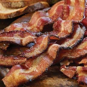 Thick Cut Bacon is listed (or ranked) 3 on the list The Best Food For A Hangover