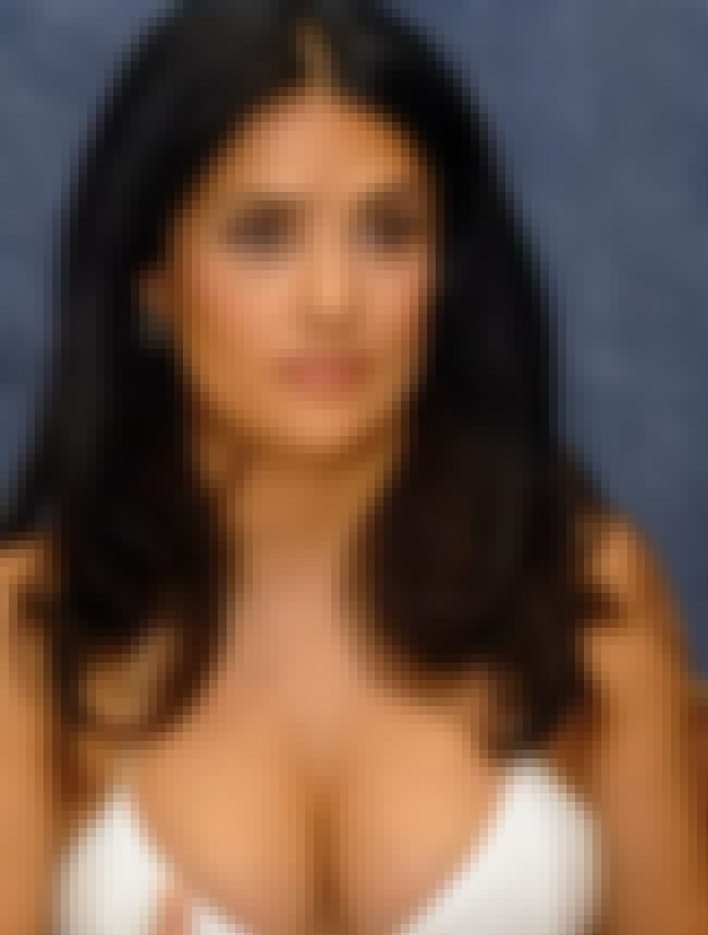 Oh Nuh Uh, You Didn't Just Say... is listed (or ranked) 2 on the list The 49 Absolute Best Pictures of Salma Hayek