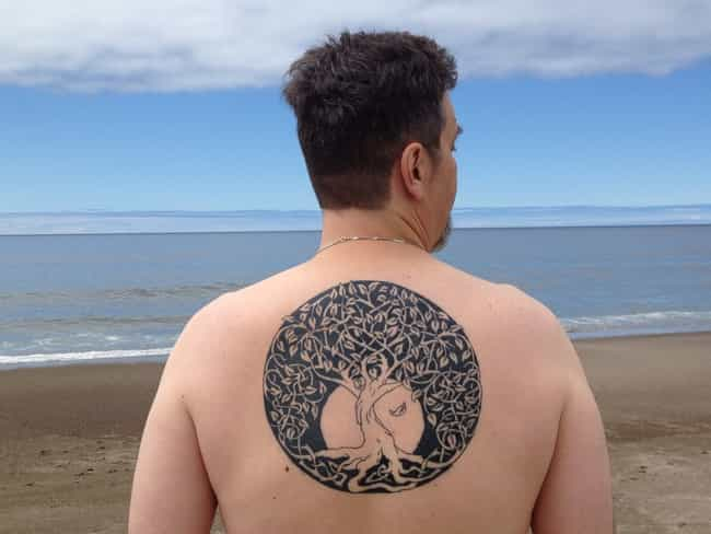 Celtic Tree Tattoos is listed (or ranked) 6 on the list Celtic Tattoos And Designs