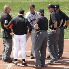 Athletes, Coaches, Umpires, an is listed (or ranked) 20 on the list The Most Dangerous Jobs in America