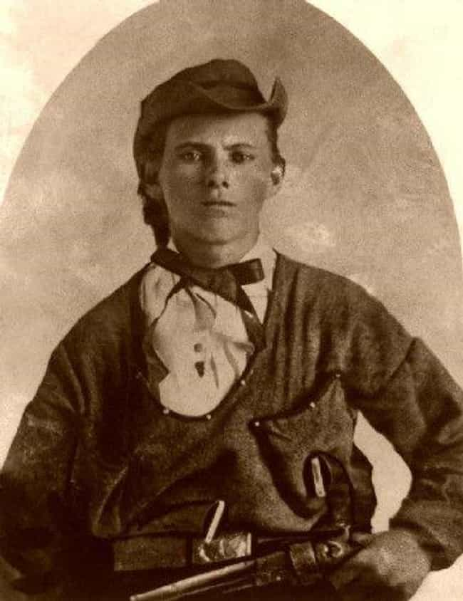 A Young Jesse James is listed (or ranked) 4 on the list Beautiful Old Photos Of Life In The Real Wild West