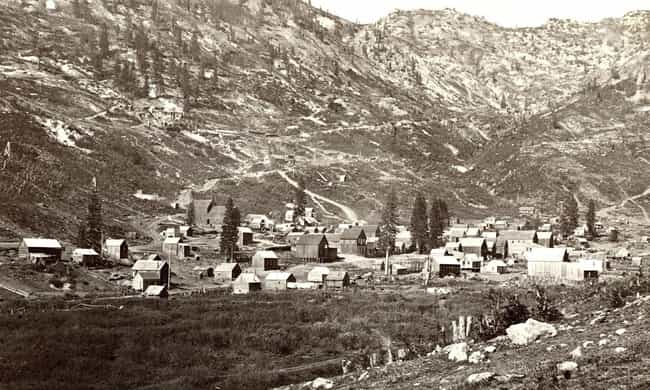 Timothy O'Sullivan 1868 Ph... is listed (or ranked) 4 on the list Beautiful Old Photos Of Life In The Real Wild West