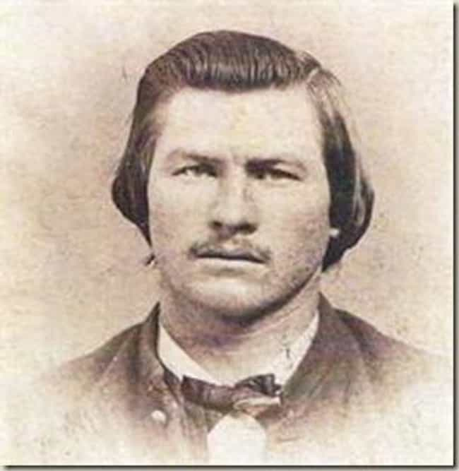 Virgil Earp, Age 19 is listed (or ranked) 3 on the list Beautiful Old Photos Of Life In The Real Wild West