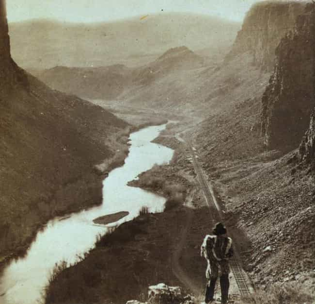Alfred A. Hart Photo of Indian... is listed (or ranked) 2 on the list Beautiful Old Photos Of Life In The Real Wild West