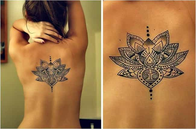 Flower Tattoos Picture List Of Flower Tattoo Designs