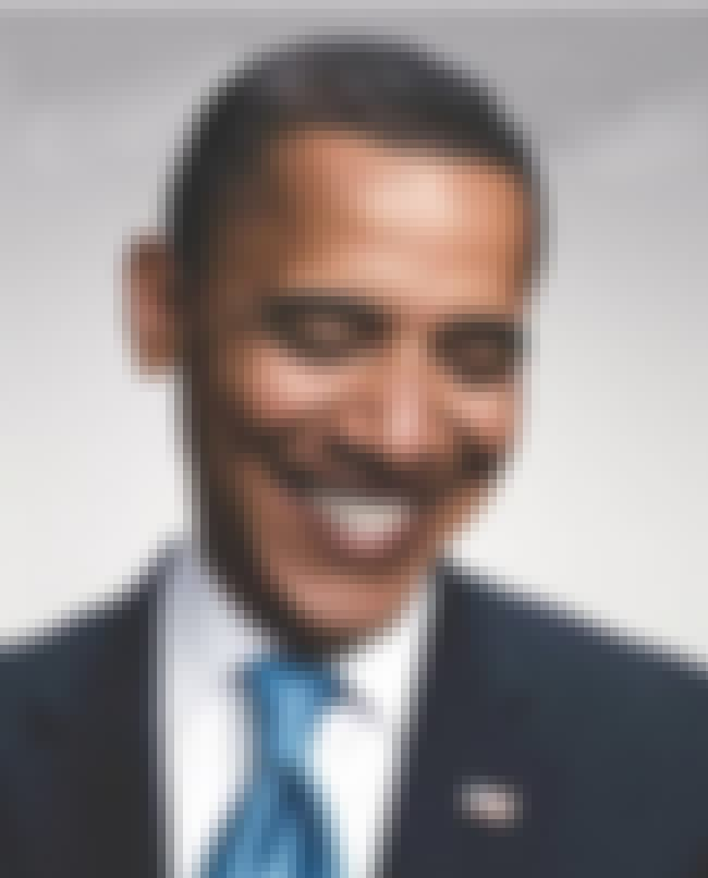 @ThePresObama is listed (or ranked) 3 on the list The Most Notorious Fake Twitter Accounts