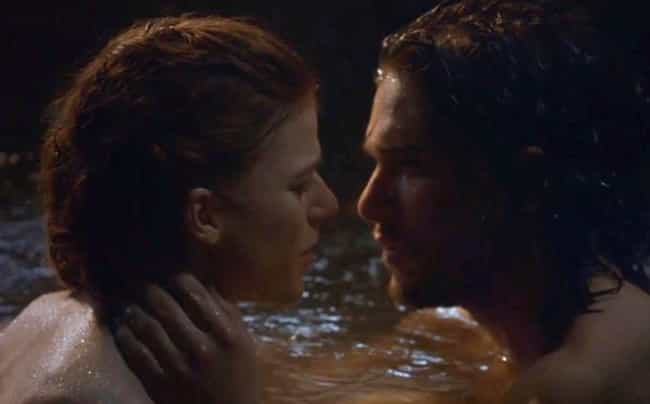 Jon Snow / Ygritte is listed (or ranked) 4 on the list Popular 'Game of Thrones' Shipping