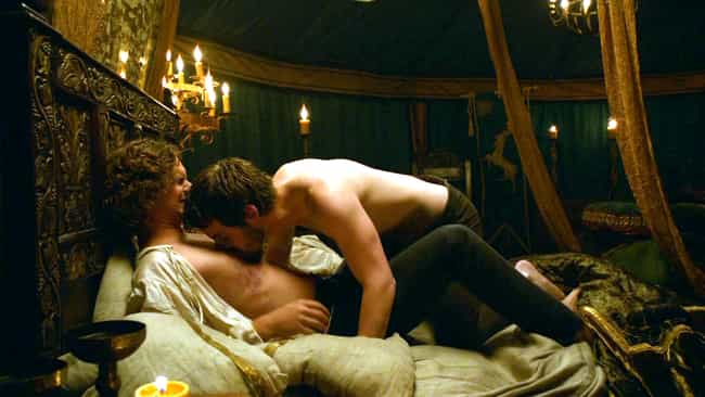 Renly Baratheon / Loras ... is listed (or ranked) 3 on the list Popular 'Game of Thrones' Shipping