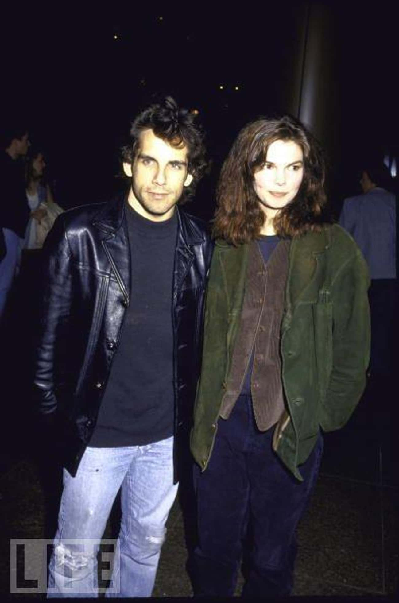 Jeanne Tripplehorn And Ben Sti is listed (or ranked) 4 on the list Famous People You Didn't Know Were Married To Each Other