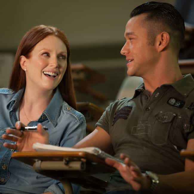 Lose Yourself in Another Perso... is listed (or ranked) 1 on the list Don Jon Movie Quotes
