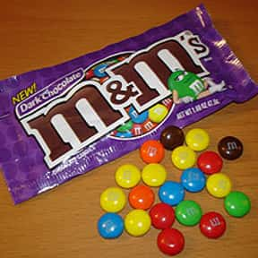 Dark Chocolate M&Ms is listed (or ranked) 11 on the list The Best Flavors of M&Ms