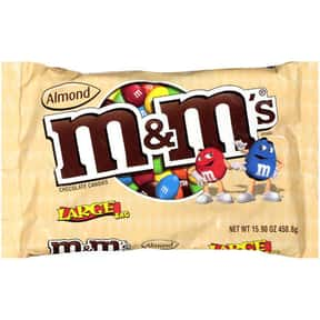 Almond M&Ms is listed (or ranked) 9 on the list The Best Flavors of M&Ms