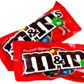 Peanut Butter M&Ms is listed (or ranked) 2 on the list The Best Flavors of M&Ms