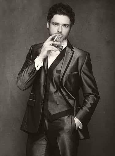 Richard Madden in Three Piece Suit