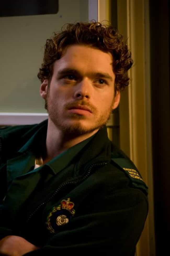 Richard Madden in a Military M... is listed (or ranked) 3 on the list Hot Richard Madden Photos