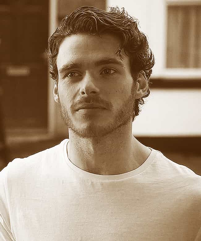 Richard Madden in White Tee is listed (or ranked) 1 on the list Hot Richard Madden Photos