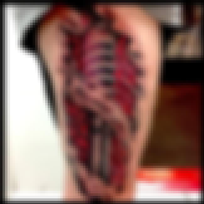 3D Thigh Tattoos is listed (or ranked) 3 on the list Thigh Tattoos And Designs
