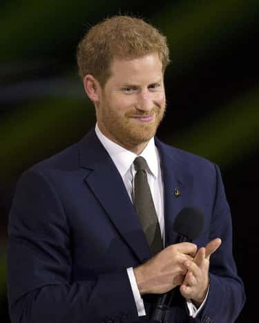 Prince Harry is listed (or ranked) 2 on the list The Hottest Male Redheads