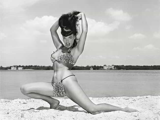 Betty Page Photos: Hot Pics & Photos